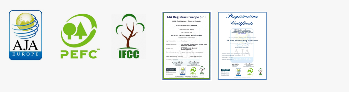 National International Certifications Sustainable Forest