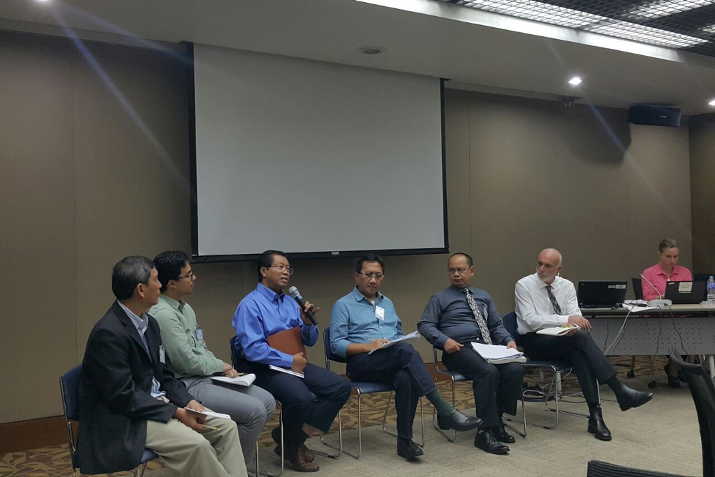 APRIL's Conservation Director Dr. Petru Gunarso joins UNCBD-FAO Workshop in Bangkok
