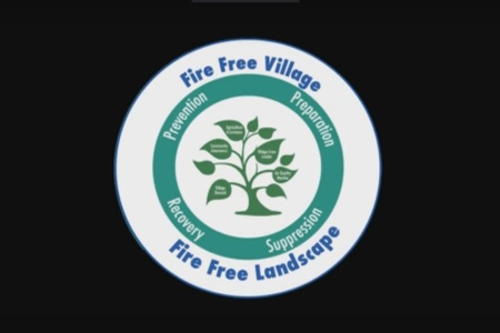 Fire Free Village Program - Program Desa Bebas Api
