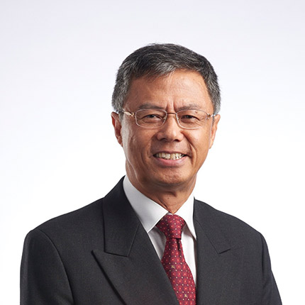 Bey Soo Kiang, Chairman, APRIL