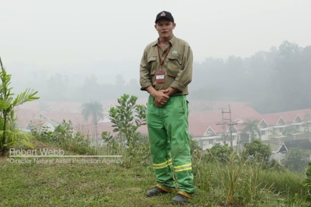 Collaborating To Prevent And Suppress Forest Fire