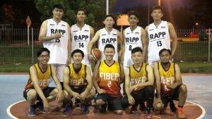 Life at APRIL: Klub Bola Basket - Karir ...