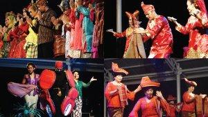Pekan Seni Budaya Riau Kompleks : Keharm...