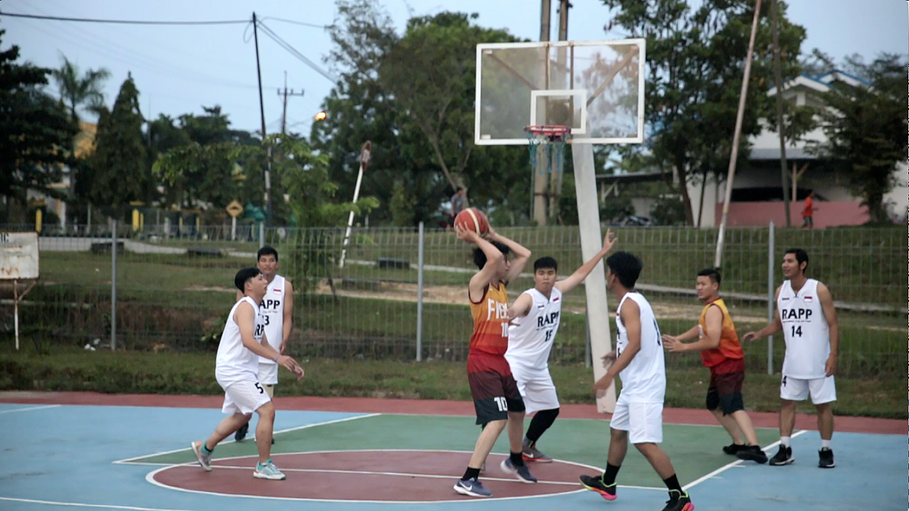 APRIL Basketball Competition