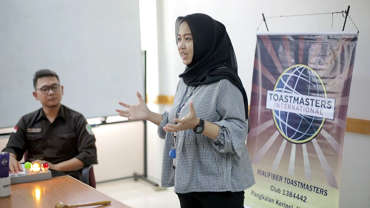 RAPP supports employees through the toastmasters club