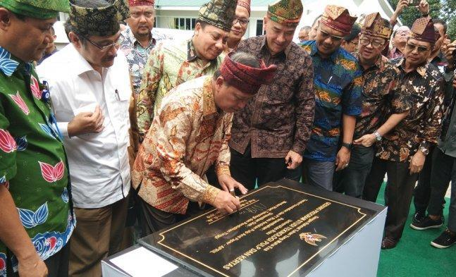Minister of Research, Technology and Higher Education M Nasir to inaugurate the first Pulp and Paper Study Program in  Riau