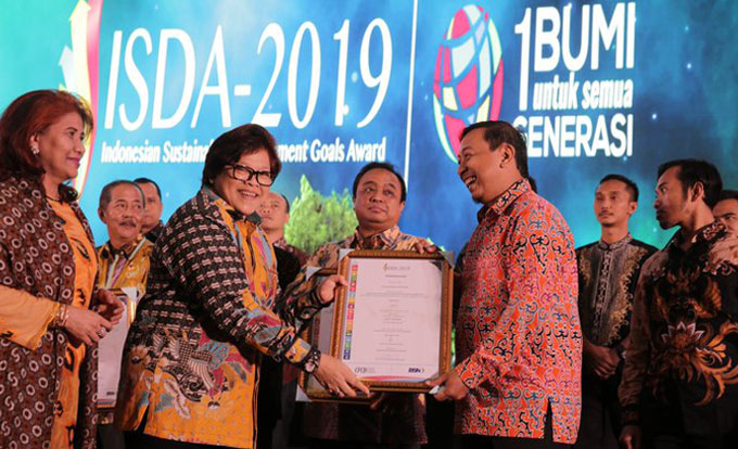 In September 2019, APRIL won awards in two categories at the Indonesia Sustainability Development Goals Awards 2019.