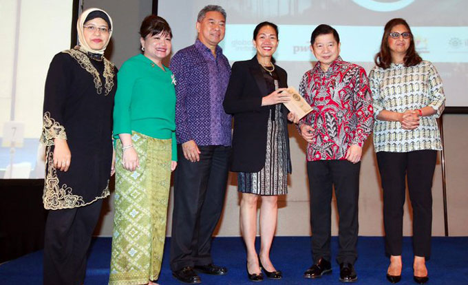 APRIL won five awards at the Sustainable Business Awards Indonesia in February 2020, including the overall winner award.