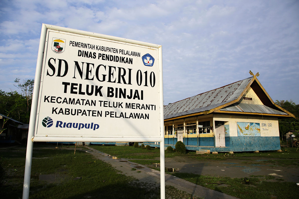 Eco Village, Teluk Binjai
