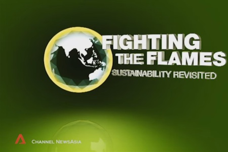 [Channel NewsAsia] Fighting the Flames: Sustainability Revisited