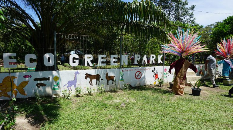 RAPP's Eco Green Park schools help students learn about environment
