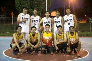 Life at APRIL: Basketball Club...