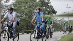 Life at APRIL: Cycling Club